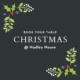 Christmas menu at Hadley House